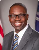 Lt Governor Gilchrist