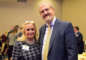 President Schlissel and Rep. Debbie Dingell