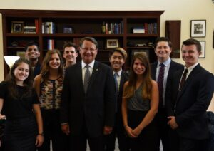2017 Senator Peters & PSIPers